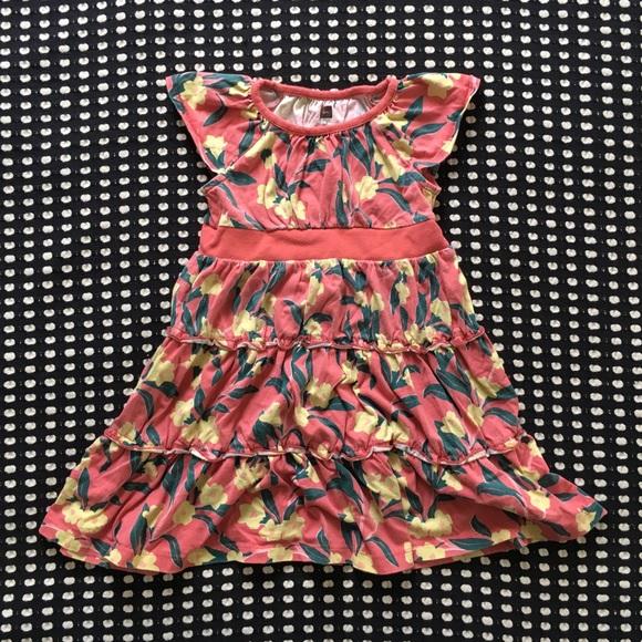 203c8c8e2ce Tea Collection Floral Summer Dress Size 4. M 5b0f4908c9fcdf9a7abc4424